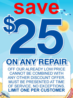 25 dollars off any plumbing repair