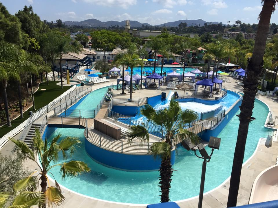 Beat The Summer Heat The Wave Waterpark In Vista