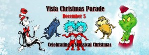 Vista Christmas Parade 2015