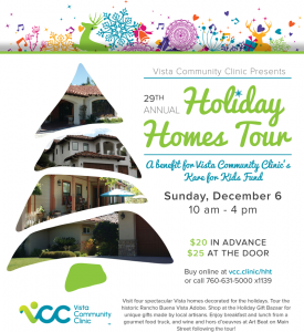 Vista Holiday Homes Tour 2015