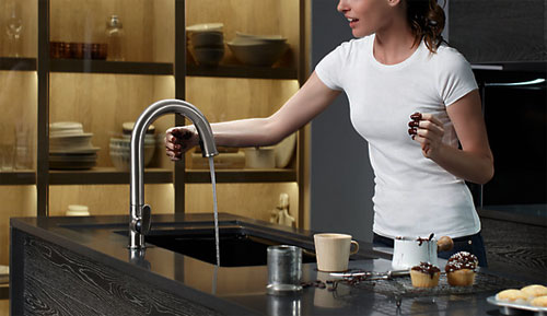 Touchless Sink Faucet